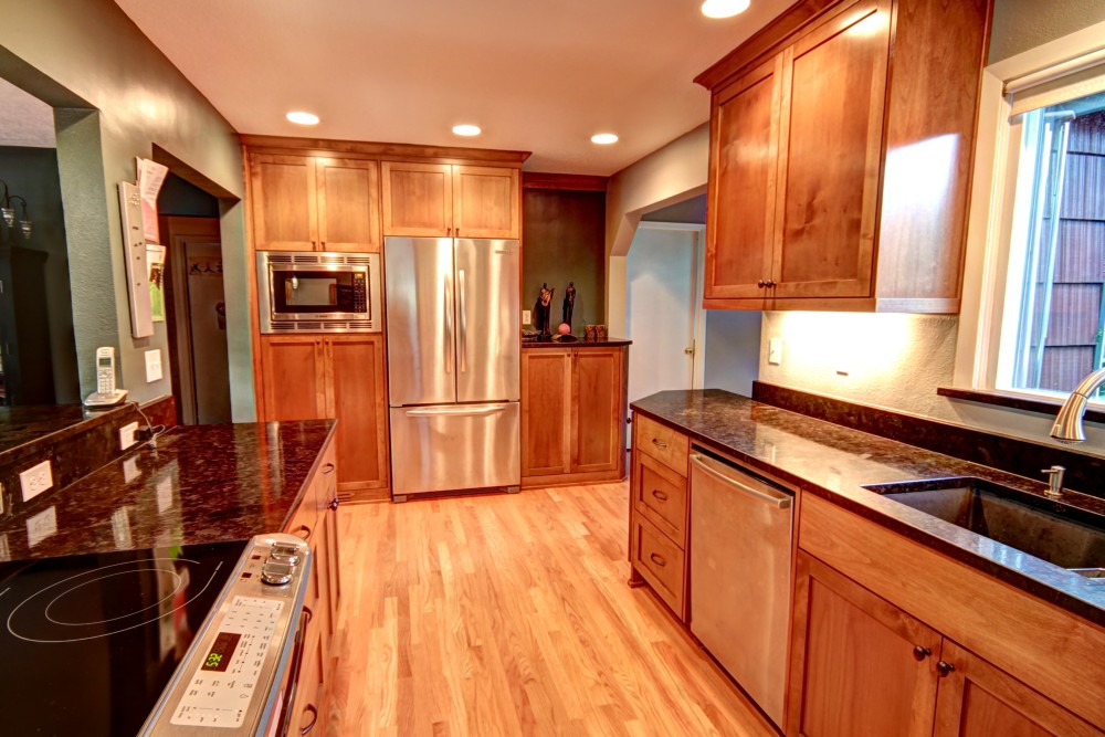 Galley Kitchen Remodel home interior design remodeling how to renovate a galley kitchen